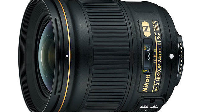 Nikon 24mm f/1.8G ED Review