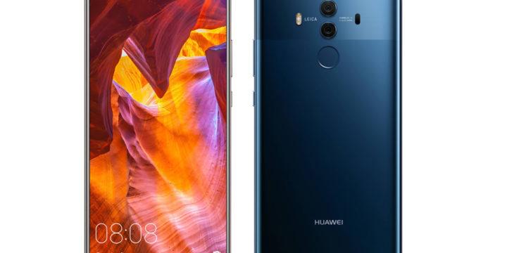 Huawei Mate 10 Pro Camera Revisión