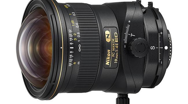 Nikon 19mm f/4E PC Review