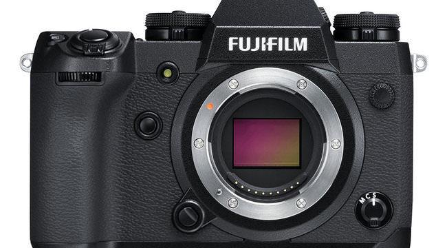Fuji X-H1 Opinión
