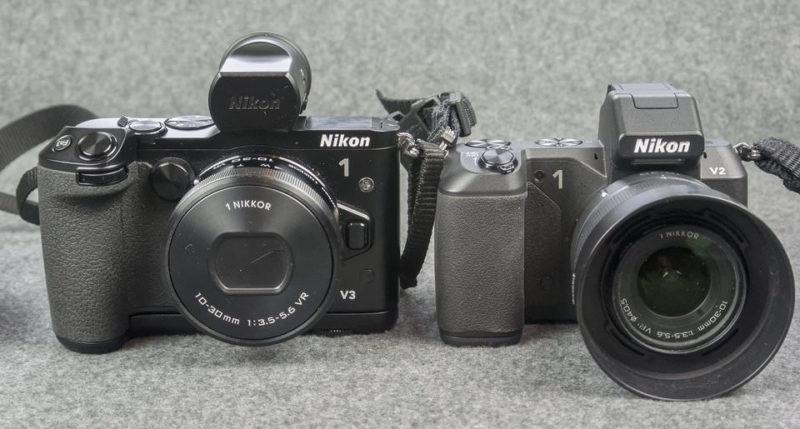 Nikon 1 V3 Revisión