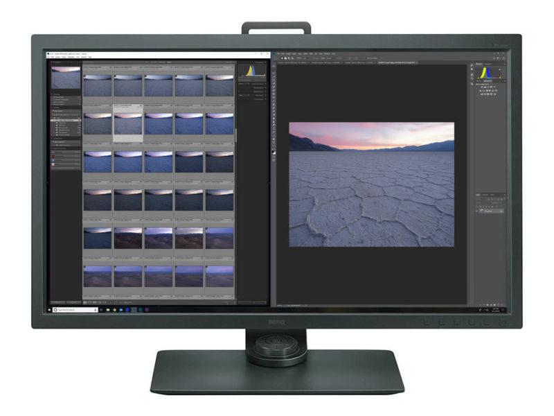 Revisión del monitor BenQ SW320