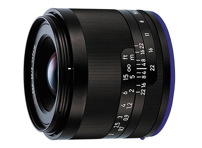 Zeiss Loxia 35mm f/2 Revisión