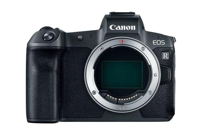 Revisión de Canon EOS R
