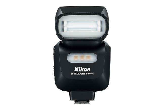 Nikon SB-500 Revisión