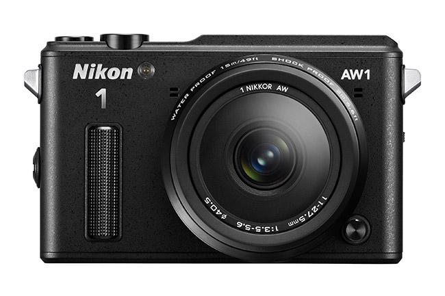 Nikon 1 AW1 Revisión
