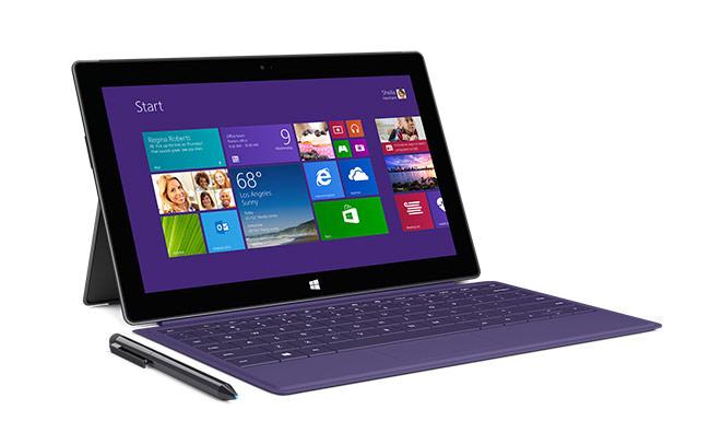 Microsoft Surface Pro 2 para fotógrafos
