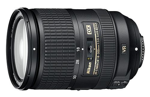 Nikon 18-300mm VR Revisión