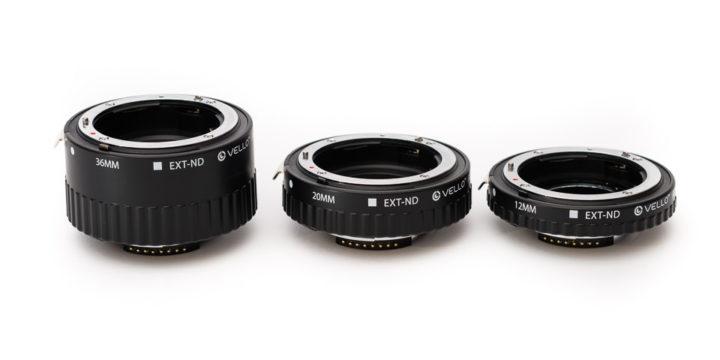 Vello Auto Extension Tube Set para Nikon Review