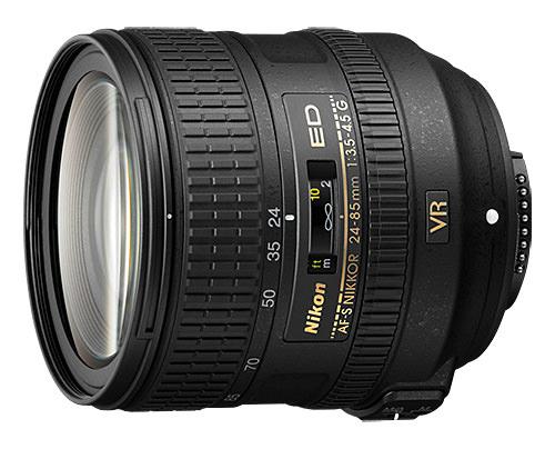 Nikon 24-85mm VR Revisión