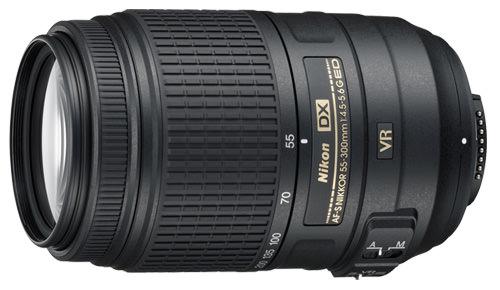 Nikon 55-300mm VR Revisión