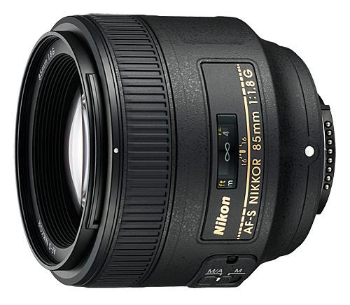 Nikon 85mm f/1.8G Revisión