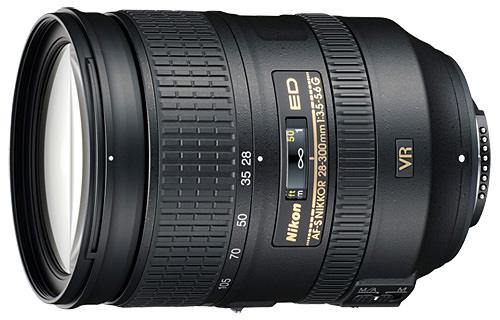 Nikon 28-300mm VR Revisión