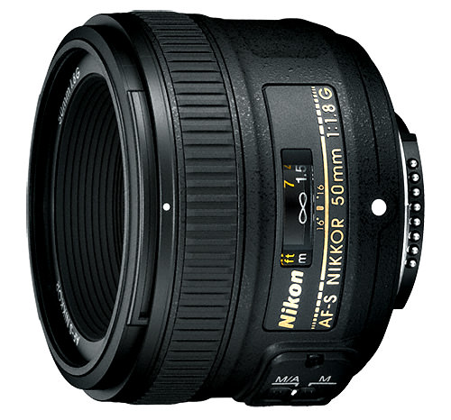 Nikon 50mm f/1.8G Revisión