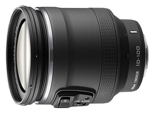 Nikon 1 10-100mm VR Revisión