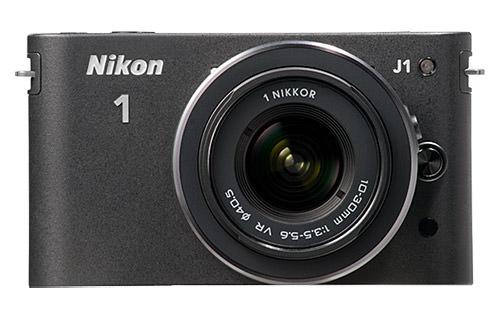 Nikon 1 J1 Revisión