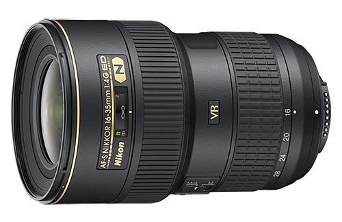 Nikon 16-35mm f/4 VR Revisión