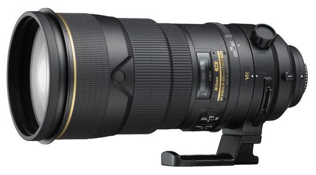Nikon 300mm f/2.8G VR II Revisión