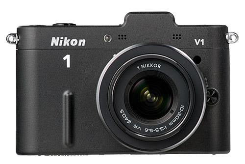 Nikon 1 V1 Revisión
