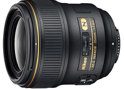 Nikon 35mm f/1.4G Revisión