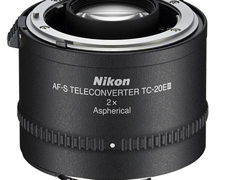 Nikon TC-20E III Revisión