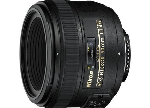 Nikon 50mm f/1.4G Revisión