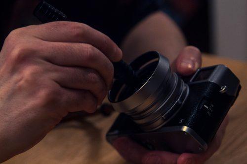 Cómo limpiar correctamente su DSLR y sus lentes