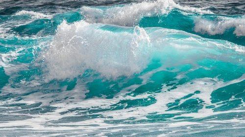 Fotografía del Océano