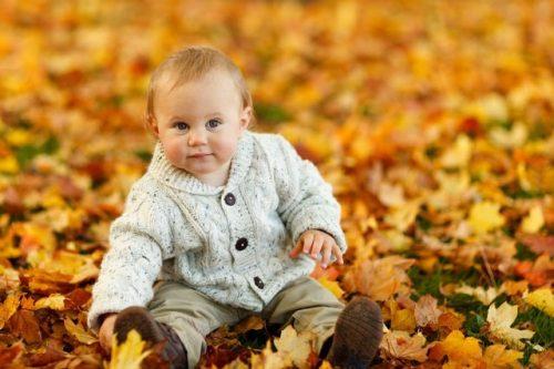 fotos familiares en otoño