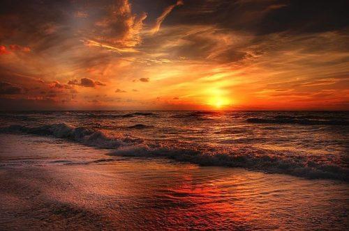 ¿Qué configuración debo usar para la fotografía de playa?